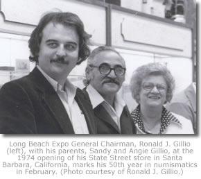 Ronald J. Gillio, Sandy & Angie Gillio