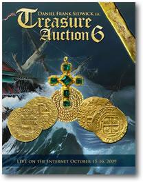 Subasta de Moneda Colonial y Latinoamericana: Octubre 15-16, 2009 Treasure-Auction-6