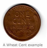 A Wheat Cent Example