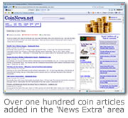 News Extra Section on CoinNews.net