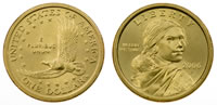 The original Sacagawea Dollar coin designers comment about the new Sacagawea law
