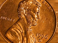 Pennies could be melted once again for their composition value, if a lawmaker has his way