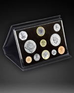 2008 Deluxe Proof Coin Set