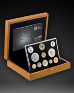2008 Executive Proof Coin Set