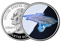 Guam quarter design concepts and themes are sought from the public
