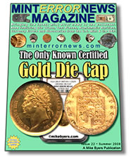 Error Coins Galore in Mint Error News Magazine, Issue #22