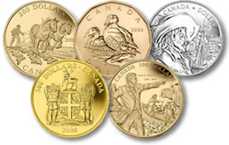 100 Year-Old Royal Canadian Mint Introduces Landmark Themes in First Collector Coins of 2008