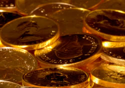 Gold Settling Downward by 2.4%