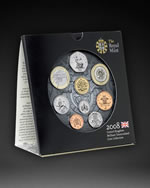2008 Brilliant Uncirculated Coin Set