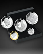 2008 Family Silver Collection