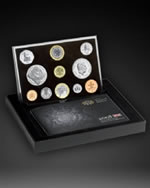 2008 Standard Proof Coin Set