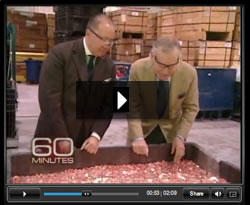 CBS 60 Minutes News Video: Should We Make Cents?