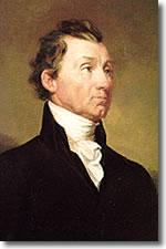 President James Monroe Portrait