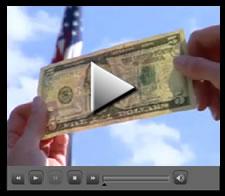 BEP: New $5 Consumer Reaction Video