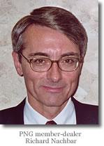 PNG member-dealer Richard Nachbar