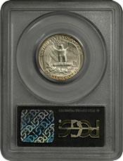 1932-D Washington Quarter Reverse
