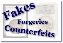 Counterfeiting collage