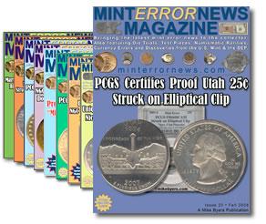 Mint Error News Magazine #23