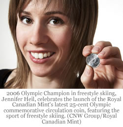 Olympic Champion Jennifer Heil