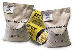 Sacagawea Golden Dollar