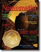 The Numismatist June 2008 Cover