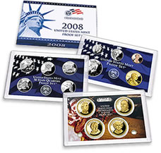 2008 US Proof Set
