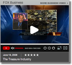 FOX Business and Odyssey Video screen shot
