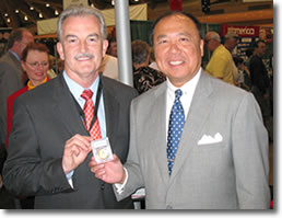 Gary Adkins and Ed Moy