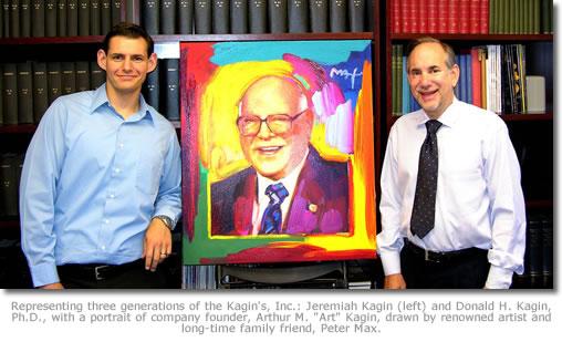 Jeremiah, Art & Don Kagin