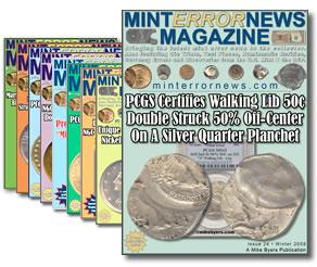 Mint Error News Magazine #24