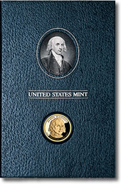 James Madison Presidential $1 Coin Historical Signature Set