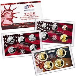 2008 United States Silver Proof Set™