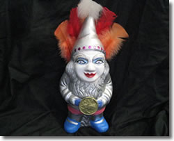 Royal Australian Mint Gnomes at Floriade