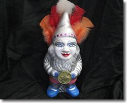 Royal Australian Mint Gnomes at Floriade