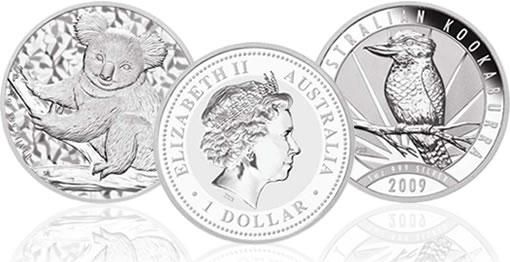 Coin Australian Value Australian Koala Silver Coins