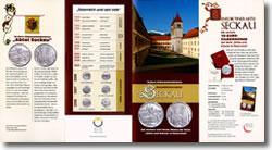 Austria Seckau Abbey Brochure