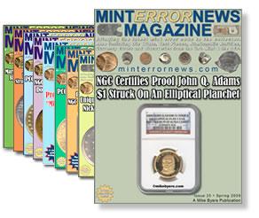 Mint Error News Magazine #25