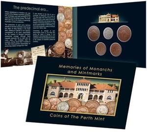 Perth Mint of Australia Pre-Decimal Collection