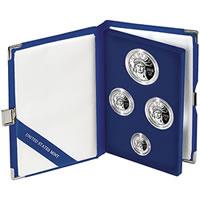2008 American Eagle Platinum Proof Four-Coin Set
