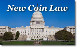 Coin Law on Capital Building