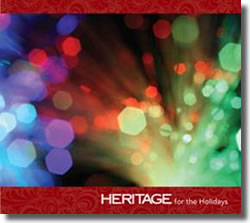 Heritage Holiday Catalog Cover