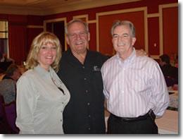 Tina Shireman, Bob Brueggeman, Gary Adkins