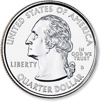 United States Mint State Quarter