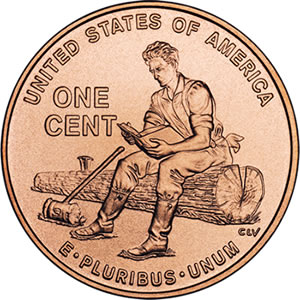 2009 Lincoln Penny: Formative Years in Indiana