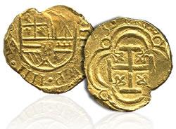 gold cobs