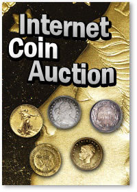Heritage's Weekly Internet Coin Auctions