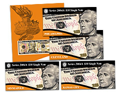 Series 2004A $10 Single Notes for Collectors - Second Installment