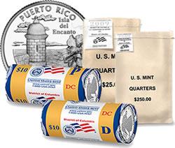 Puerto Rico Quarters