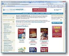 ShopNumisMaster.com Web site