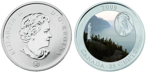 Canadian Notre-Dame-du-Saguenay Coin